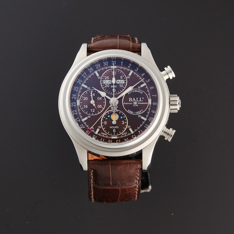 Ball Chronograph Automatic // CM1036D-L1J-BR-SD // Store Display