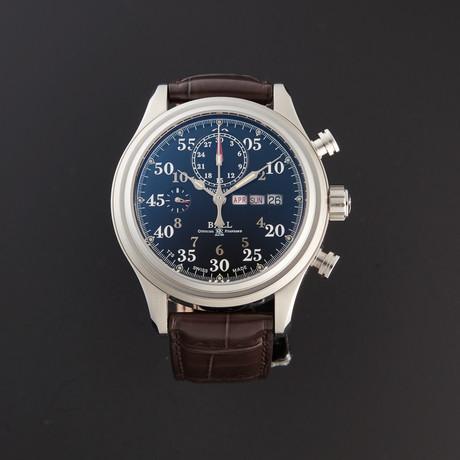 Ball Chronograph Automatic // CM1030D-S1J-BK-SD // Store Display