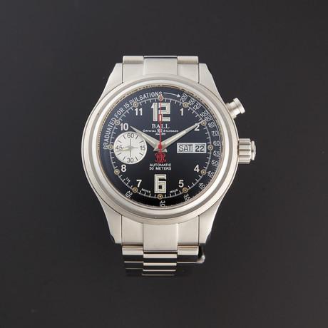 Ball Chronograph Automatic // CM1038D-SAJ-BK-SD // Store Display
