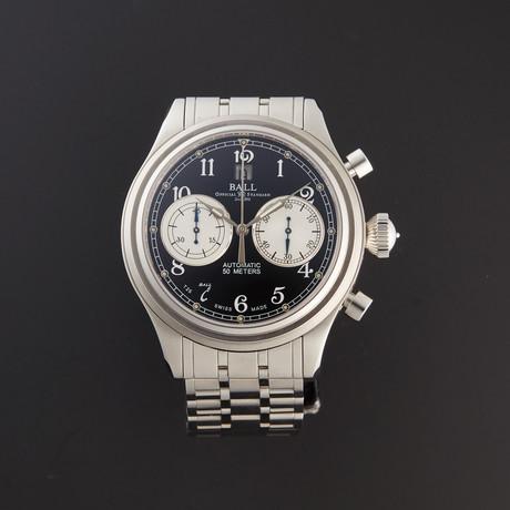 Ball Chronograph Automatic // CM1052D-S1J-BK-SD // Store Display