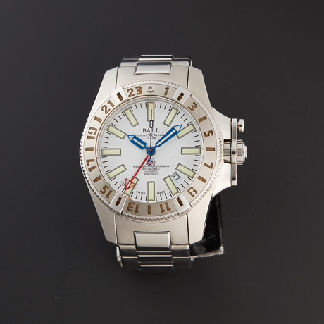 Ball GMT Automatic // DG1016A-S1J-WH-SD // Store Display