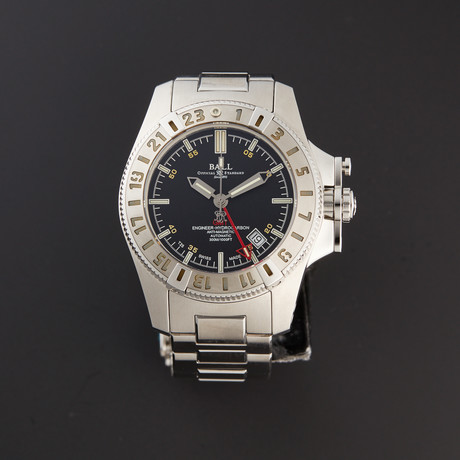 Ball GMT Automatic // DG1016A-SJ-BK-SD // Store Display