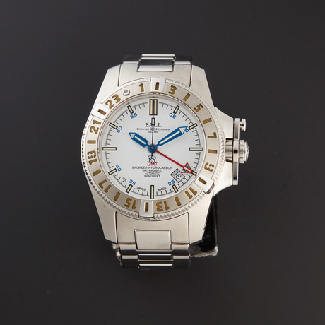 Ball GMT Automatic // DG1016A-SJ-WH-SD // Store Display