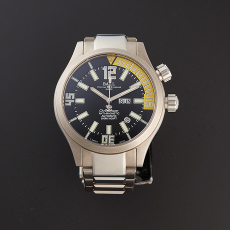 Ball Automatic // DM1022A-SC1ABKY-SD // Store Display