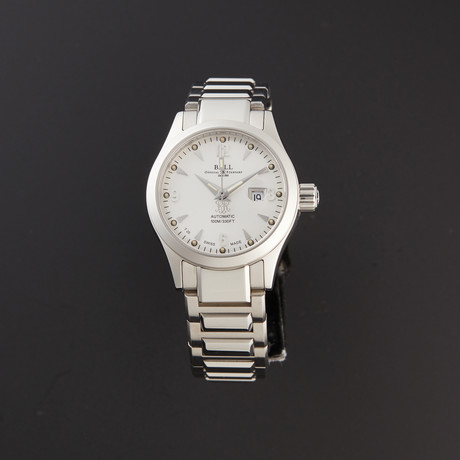 Ball Automatic // NL1026C-S1J-WH-SD // Store Display