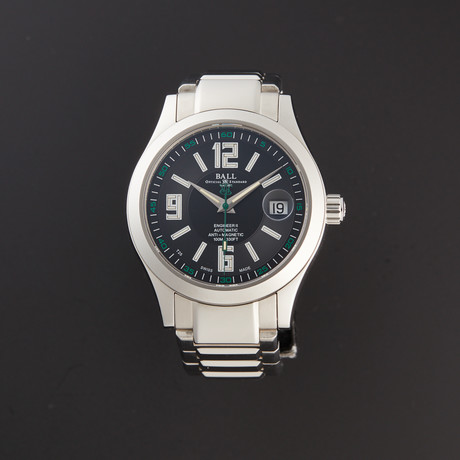 Ball Automatic // NM1020C-S4-BK-SD // Store Display