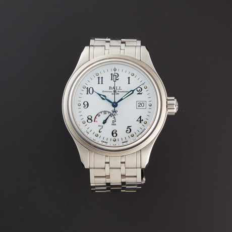 Ball Automatic // NM1056D-S1J-WH-SD // Store Display