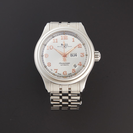 Ball Automatic // NM1058D-SCJ-SLR-SD // Store Display
