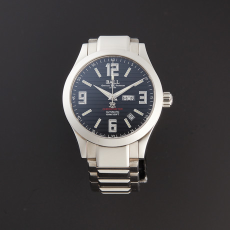 Ball Automatic // NM2026C-S2CA-BK-SD // Store Display