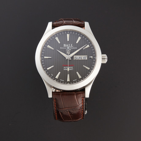 Ball Automatic // NM2028C-LCJ-GY-SD // Store Display