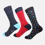 Count Your Socks Bundle // Set of 3