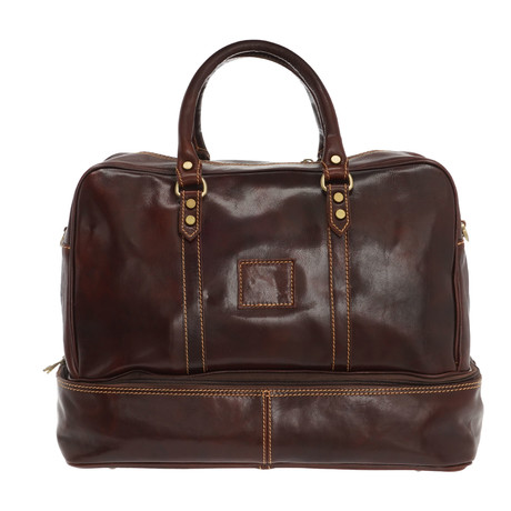 Adriano Bag // Dark Brown