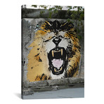 "Hear My Lion Roar // 5by5collective (18""W x 26""H x 0.75""D)"