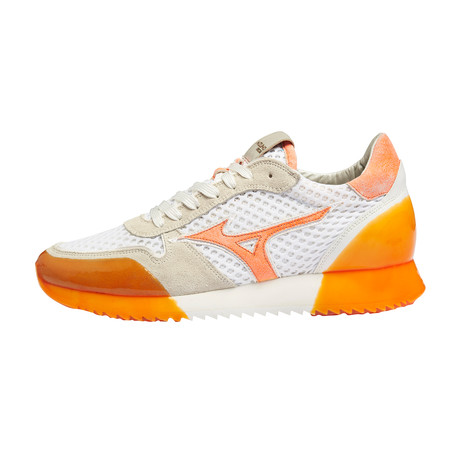 Etamin 2 Poliuretano // White + Orange (Euro: 39)