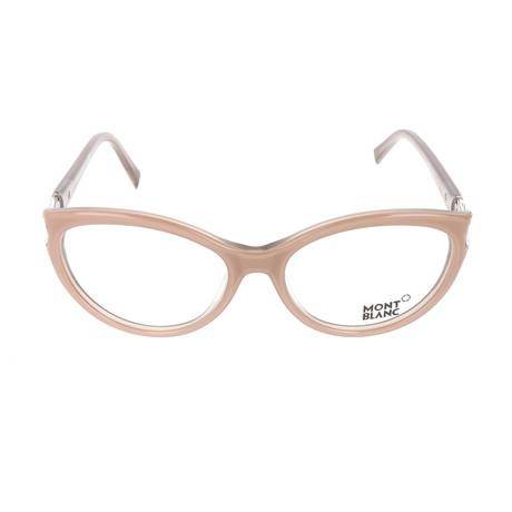 Women's MB0435 Frames // Pink