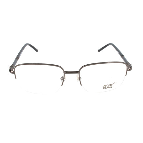 Men's MB0528 Frames // Shiny Gunmetal