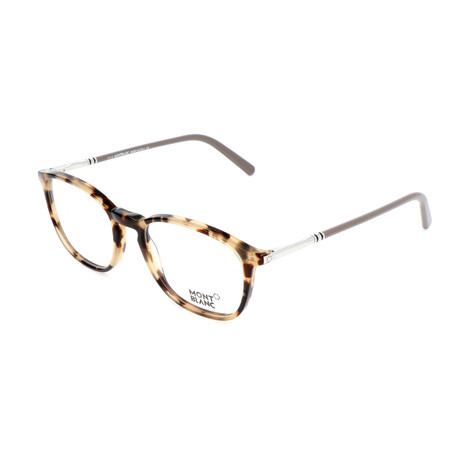 Men's MB0539 Optical Frames // Havana