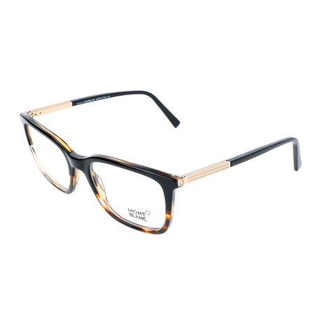 Men's MB0544 Optical Frames // Black