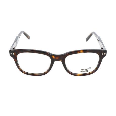 Men's MB0628 Frames // Dark Havana