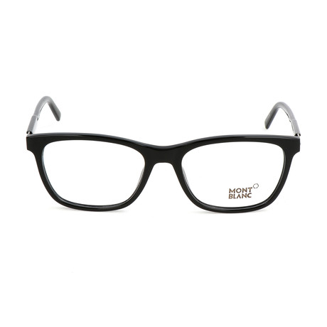 Men's MB0631 Frames // Shiny Black