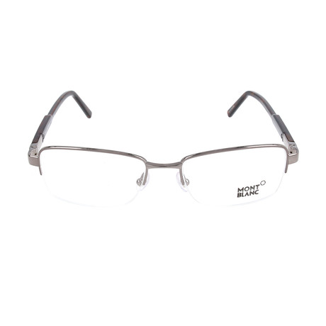 Men's MB0635 Frames // Shiny Light Ruthenium
