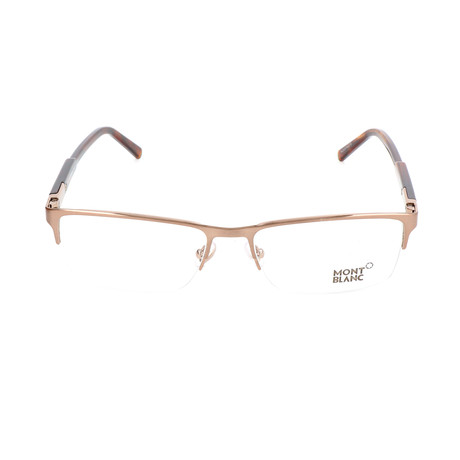 Men's MB0636 Frames // Shiny Light Bronze