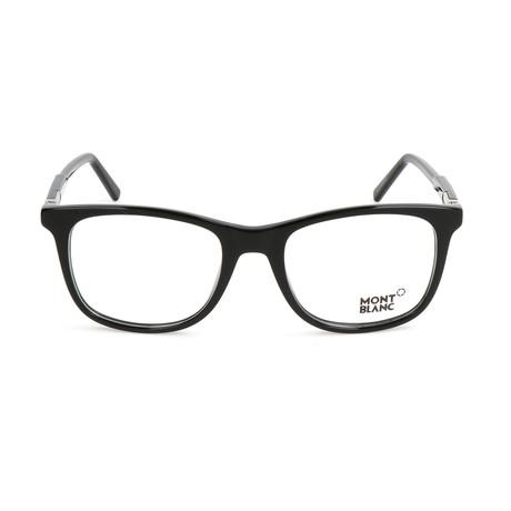 Men's MB0637 Frames // Shiny Black