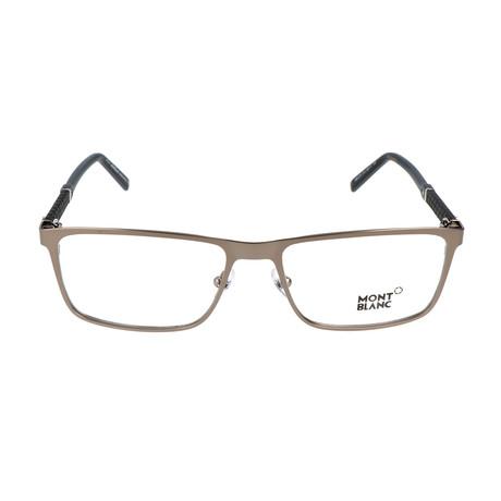 Men's MB0674 Frames // Matte Dark Ruthenium