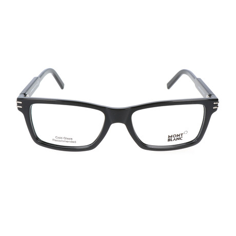 Men's MB0676 Frames // Shiny Black