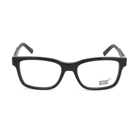 Men's MB0680 Frames // Shiny Black