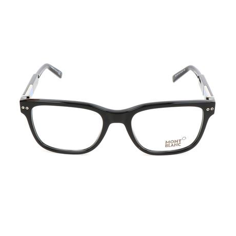 Men's MB0705 Frames // Shiny Black (54mm)