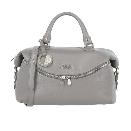 Versace // Satchel Handbag V1 // Gray