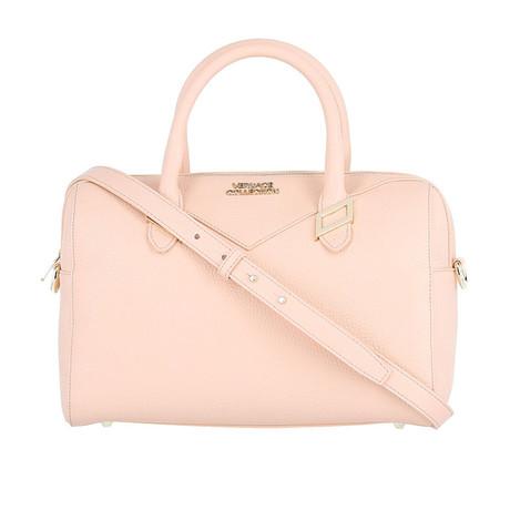 Verace // Boxed Shoulder Handbag // Pink