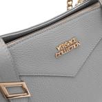 Shoulder Handbag // Gray