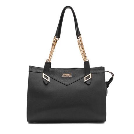 Shoulder Handbag // Black