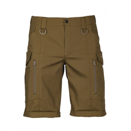 Cargo Tactical Shorts // Brown (XS)