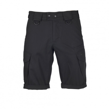 Cargo Tactical Shorts // Black (XS)