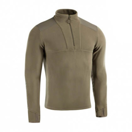 Quarter Zip Pullover // Olive (XS)