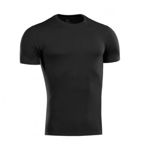 Solid T-shirt  // Black (XS)