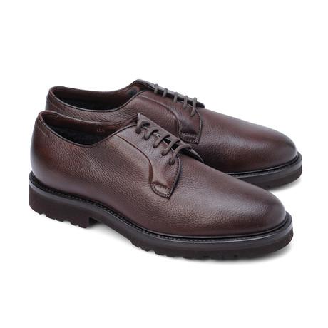 Emiliano Derby Shoe // Brown (Euro: 39)