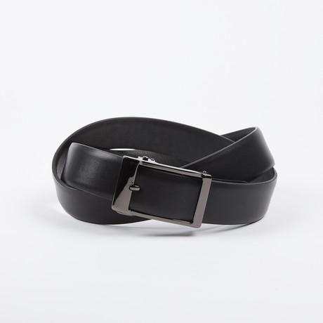 Marvin Adjustable Belt // Black