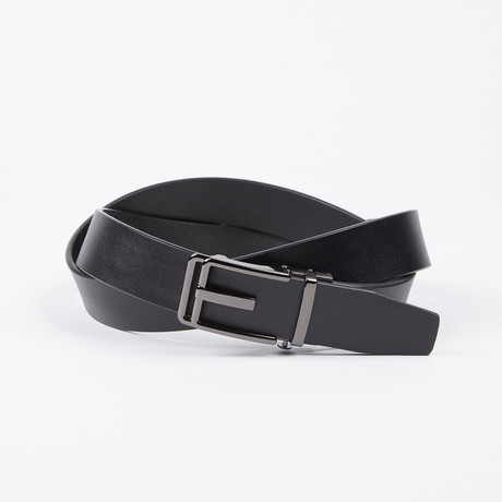 Chung Adjustable Belt // Black