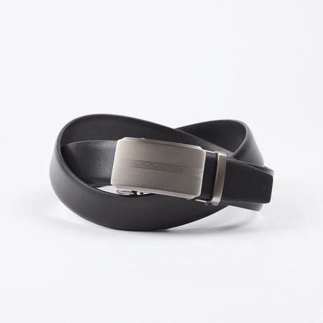 Ulysses Adjustable Belt // Black