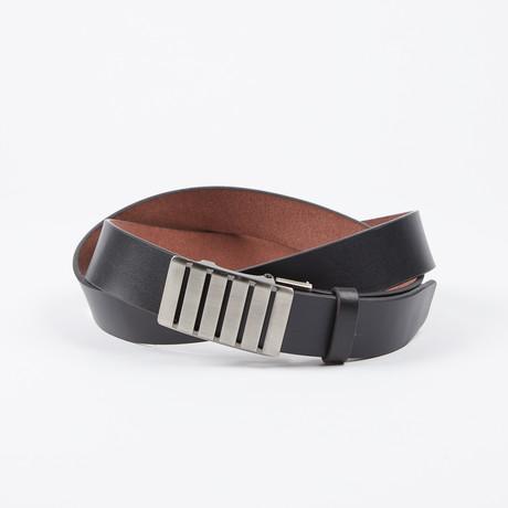 Jerrell Adjustable Belt // Black