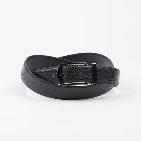 Ashley Adjustable Belt // Black