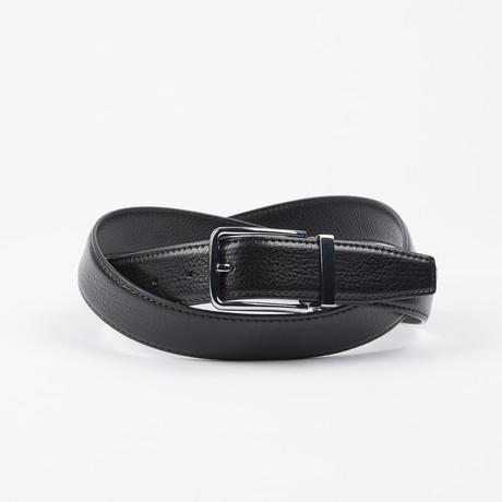 Werner Adjustable Belt // Black