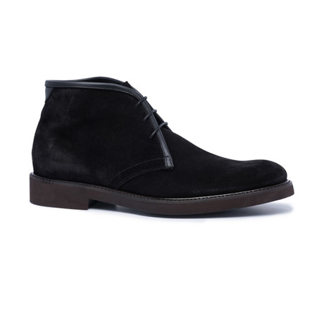Verona Chukka Boot // Black (US: 8)