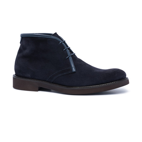 Verona Chukka Boot // Midnight Blue (US: 8)