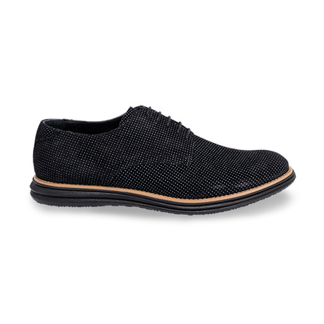 Manarola Derby // Black (US: 8)