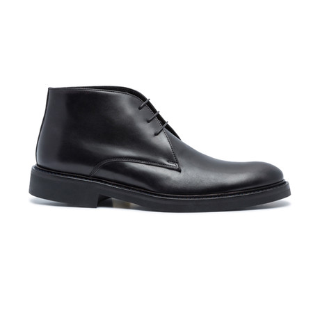Milano Boot // Black (US: 8)
